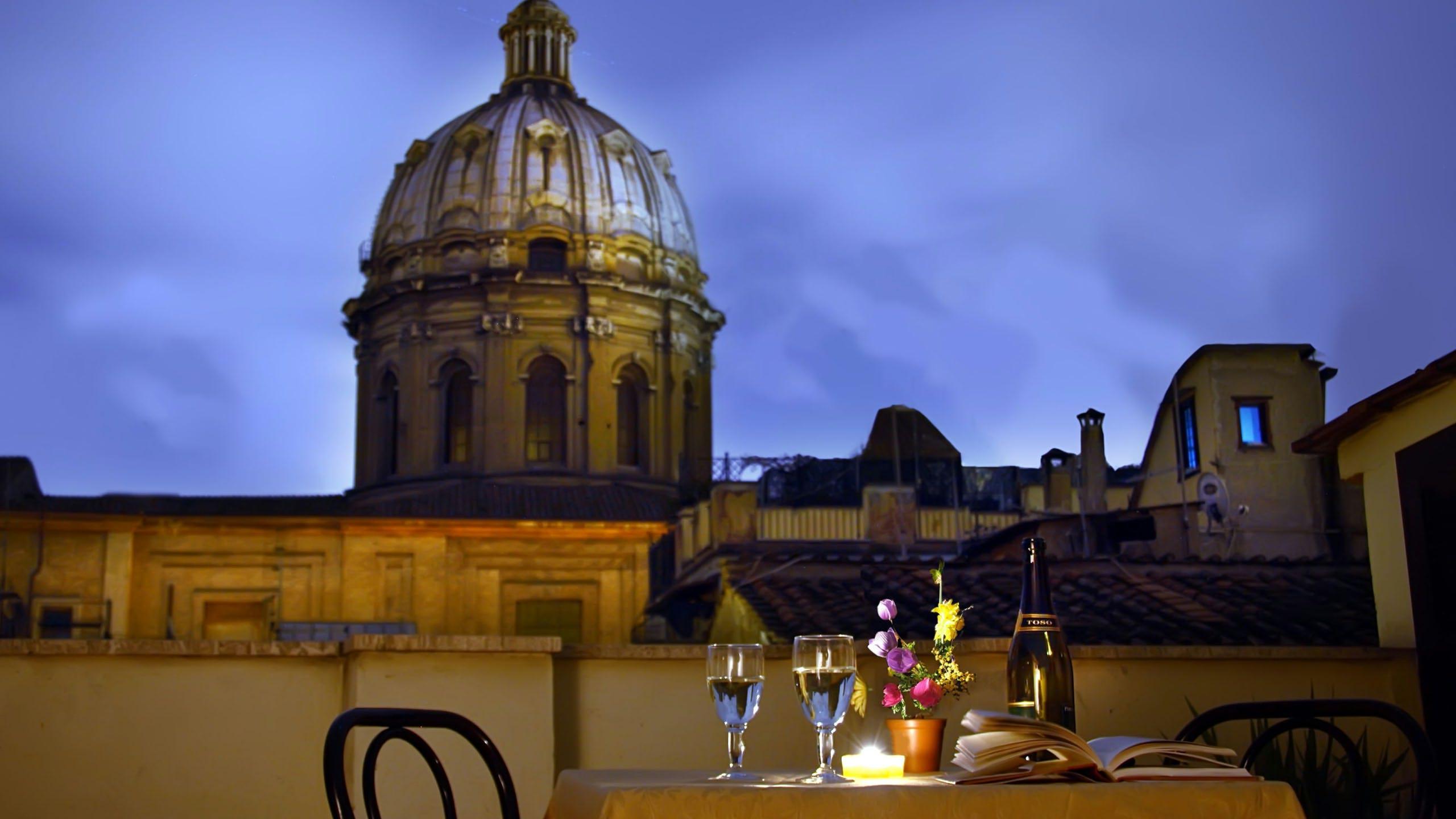 hotel smeraldo rome facilities