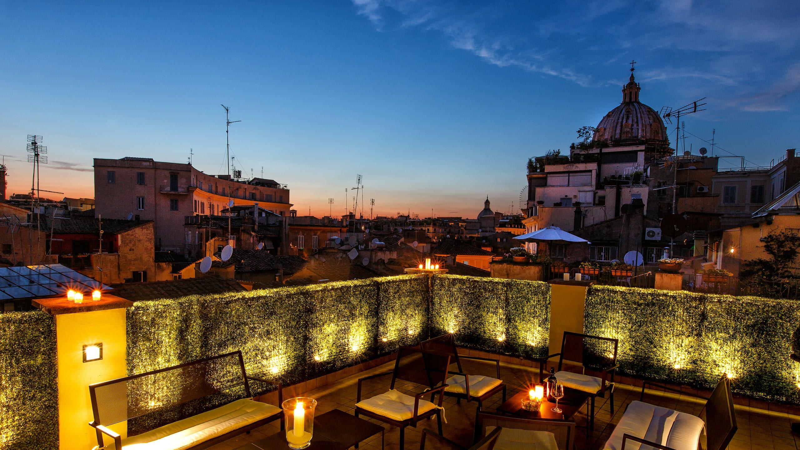 Hotel Smeraldo Rome Italy