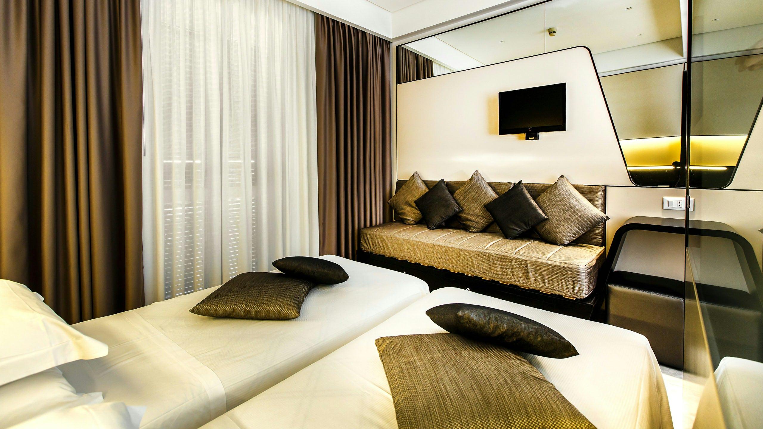 Hotel Smeraldo Rom | Offizielle Website
